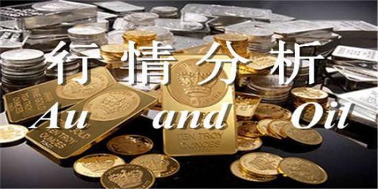 陈柒愿:6.5全球陷降息周期,黄金原油走势分析及操作建议